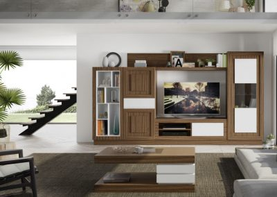 mueble-salon-aparador-vitrina-mesa-madera-lacado-blanco-coim-1024x675